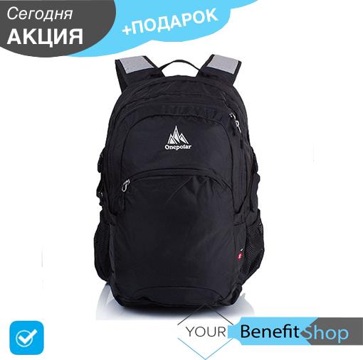 Городской рюкзак Onepolar 1990 | мужской рюкзак для ноутбука | ванполар | оригинал