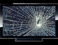 Как исправить царапины на телевизоры?