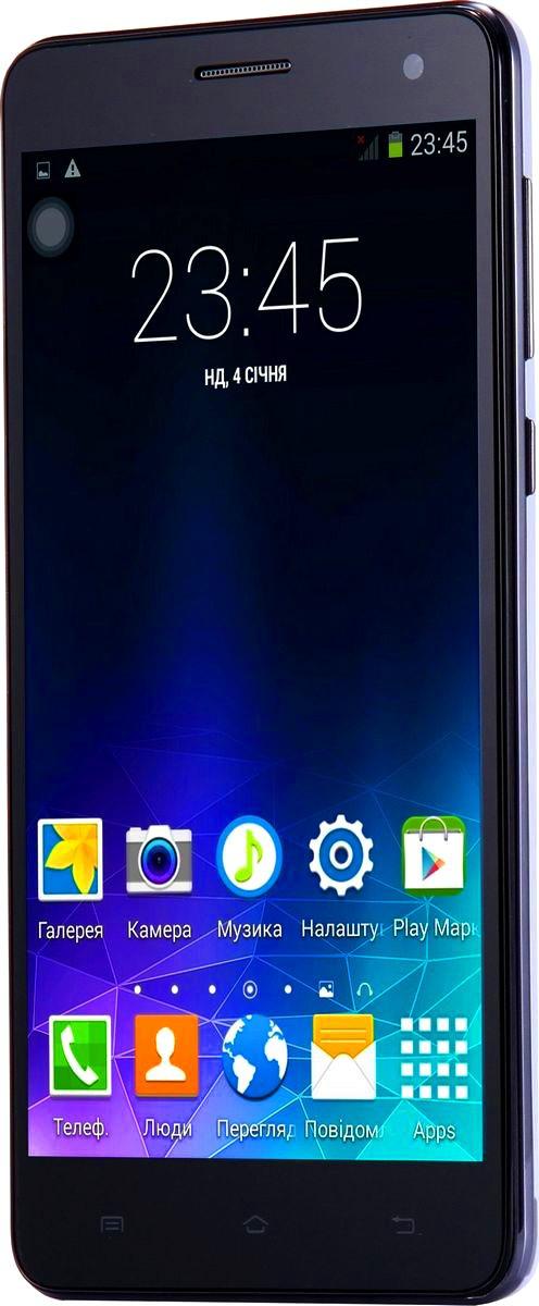 Смартфон Nomi i550 1/8Gb White GPS