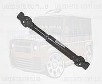 Вал карданный УАЗ-3163 с 2014г. рулевой в сборе под ГУР YB (увеличенный ресурс)