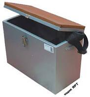 Ящик для зимней рыбалки металлический
