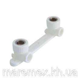 Настенный комплект для смесителя 20х1/2 (2/40) планка - Kalde