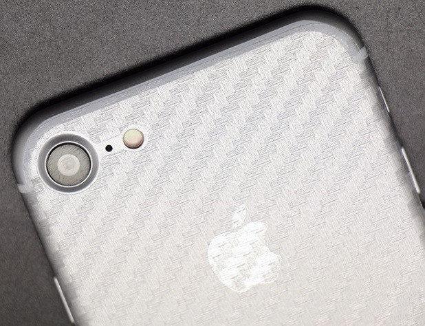 Плівка Carbon для корпусу iPhone 6/6s Plus