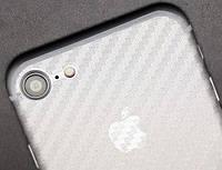 Плівка Carbon для корпусу iPhone 8, фото 1