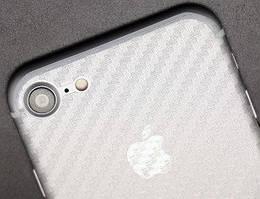 Плівка Carbon для корпусу iPhone 8