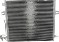 Радиатор кондиционера / конденсатор Mercedes (Мерседес) ML W164 / GL X164 / R W251 (оригинал) A2515000054