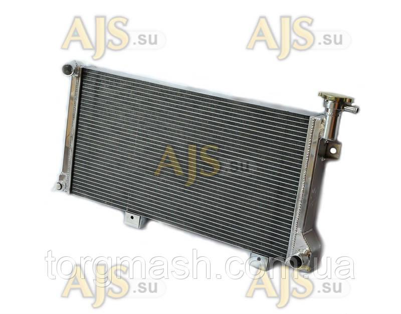 Радиатор алюминиевый Нива 40mm МТ AJS