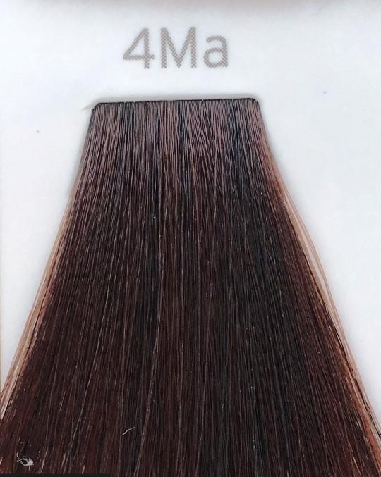 Купить 4Ma (шатен мокка пепельный) Стойкая крем-краска для волос Matrix Socolor.beauty, 90 ml, L'Oreal