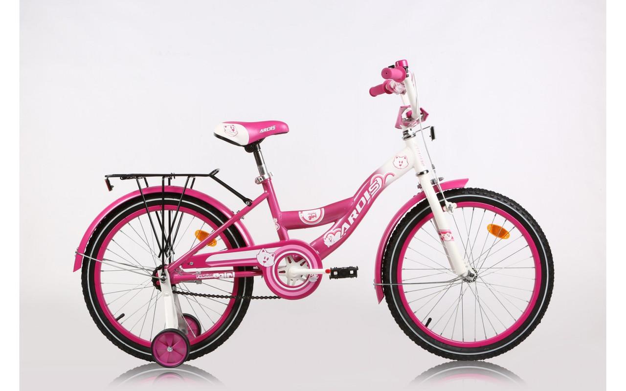 Велосипед детский 16 Fachion Girl BMX