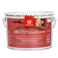 Валтти Колор Сатин лессирующий антисептик 0.9 лит, Tikkurila