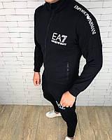 Мужской спортивный костюм / двунитка / Украина 47-1160, фото 1