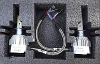 Лампочки LED H3 5500K / 3500Lm (кт-2шт), фото 1