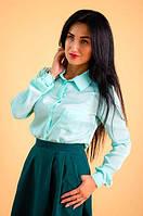 Красивая рубашка делового стиля, размеры 42-50.