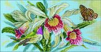 Набор для вышивки крестом RTO M221 «Волшебный сад»
