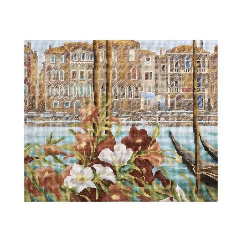 Набор для вышивки крестом RTO M386 «Весна в Венеции»