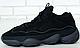 Мужские Кроссовки Adidas Yeezy 500 Black, фото 2