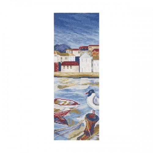 Набор для вышивки крестом RTO M389 «В бухте»