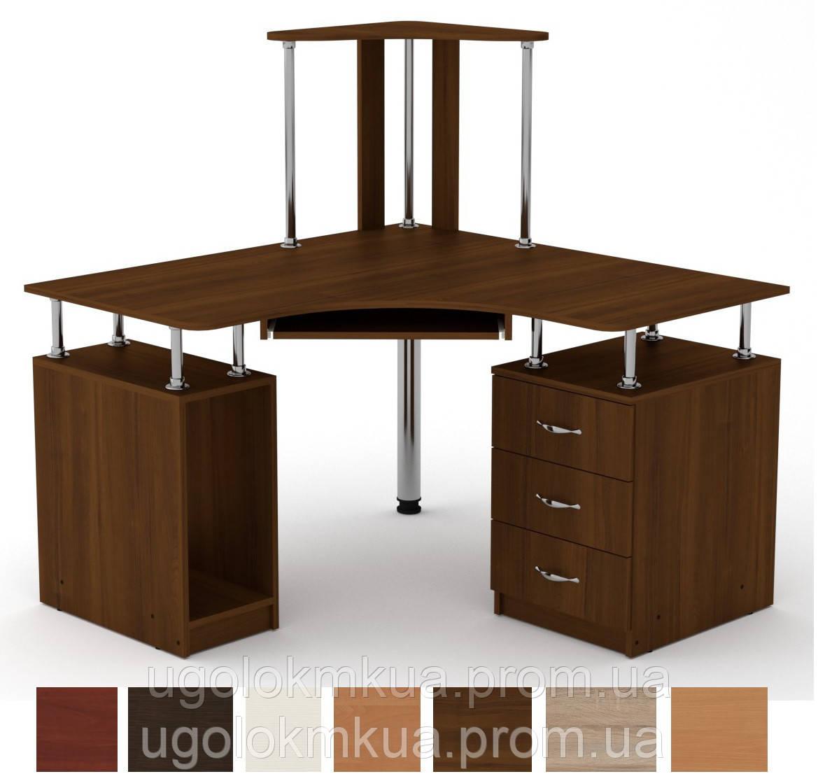 Стол компьютерный СУ - 6, фото 1