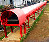 Желобчатые ленточные конвейера шириной 650 мм. длина 1 м., фото 4