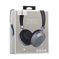 Блютуз стерео гарнитура Hoco W13 Fanmusic (2 цвета)