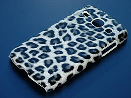 Чехол для Samsung Galaxy Core I8260 I8262 леопард