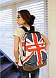 Рюкзак городской Flag UK британский флаг, фото 6
