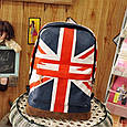 Рюкзак городской Flag UK британский флаг, фото 7