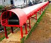 Жолобчасті стрічкові транспортери шириною 650 мм. довжина 8 м., фото 4