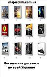 Шкаф купе двухдверный детский 120х200х60 Футбол Бесплатная Доставка, фото 9