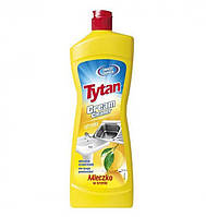 Крем-порошок для чистки Лимон - Tytan 900мл