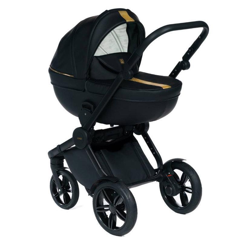 Детская коляска Dada Paradiso Luxor Black