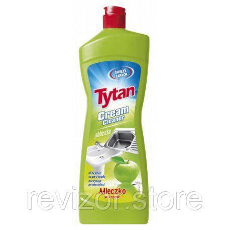 Крем-порошок для чистки Яблоко - Tytan 900мл
