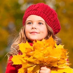 Осенняя детская одежда и обувь