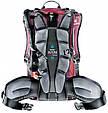 Рюкзак туристический Deuter Freerider Pro 30 3303417 7000, 30л. черный, фото 2