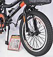 """Велосипед INTENSE 16"""" N-200 Black, фото 2"""