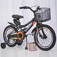 "Велосипед INTENSE 16"" N-200 Black"
