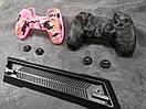 Darius Box V6 - Набор  2 чехла + 4 накладки + подставка для Playstation 4, фото 6