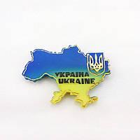 """Магнит """"Карта Украины"""""""