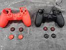 Darius Box V11 - Набор  2 чехла + 8 накладок  для Playstation 4, фото 4