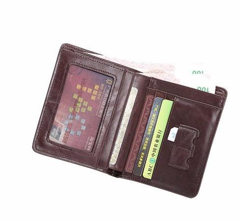 02f9fee20282 Мужской Бумажник Из Натуральной Кожи VICUNA POLO — в Категории ...
