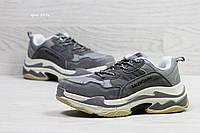 Мужские кроссовки Balenciaga Triple S (топ качество), фото 1