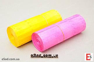 Етикетки-петля для рослин TYVEK 1,7 х 22 см, 1000 шт, кольорові - Тивек, фото 3