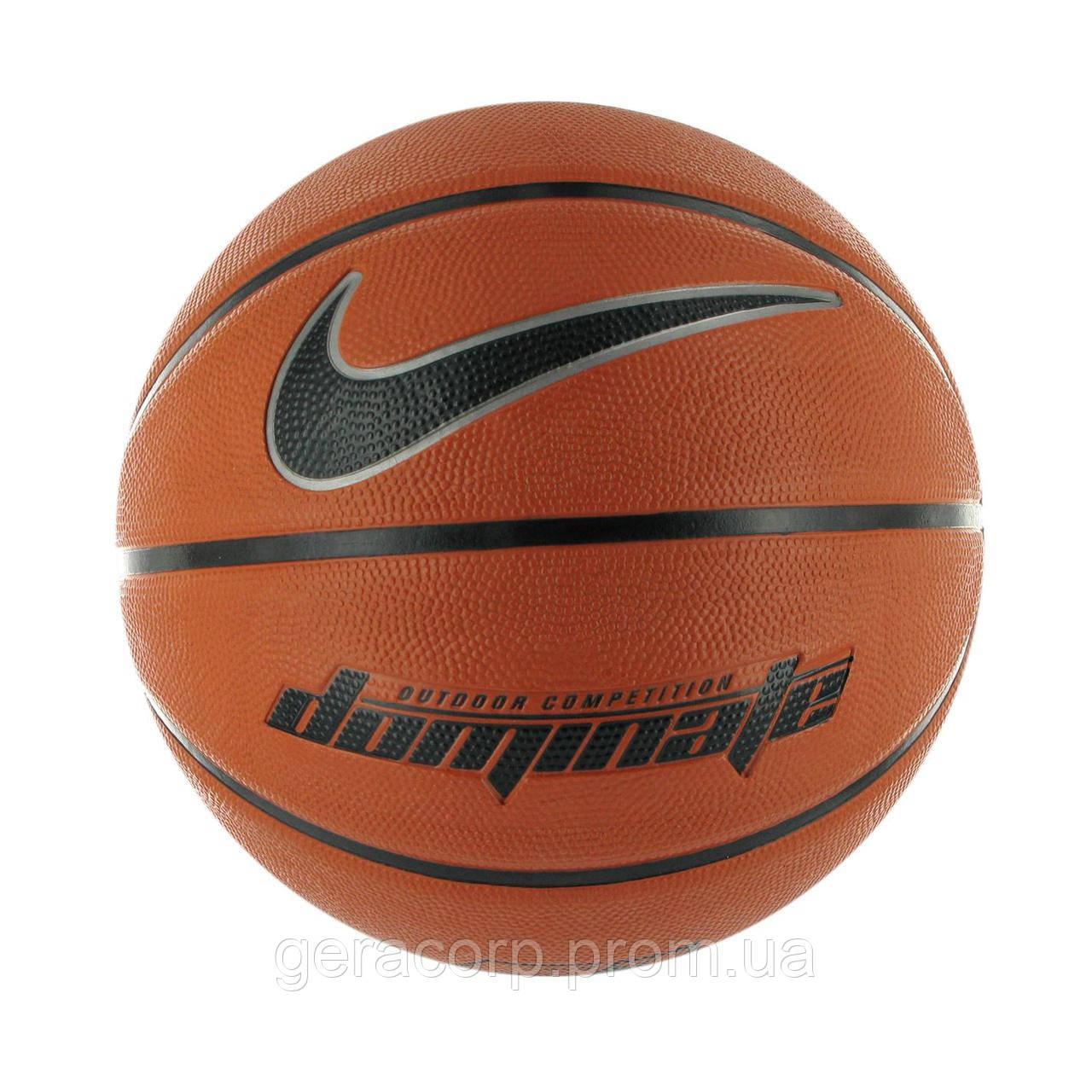 2b6e8a7d Мяч баскетбольный Nike Dominate Orange/Black , цена 700 грн., купить ...