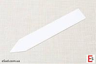 Етикетки PET-R білі 1,6*10см, 500шт