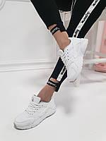 Женские  кроссовки белые   Huarache (Хуарачи)  реплика, фото 1