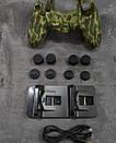 Darius Box V14 - Набор 1 чехол + 8 накладок + зарядная станция для Playstation 4, фото 4