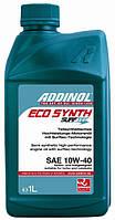 Моторное масло Addinol ECO Synth 10W-40  (полусинтетика) , 1 литр