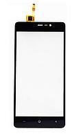 Оригинальный тачскрин / сенсор (сенсорное стекло) для Ergo A553 Power (черный цвет)