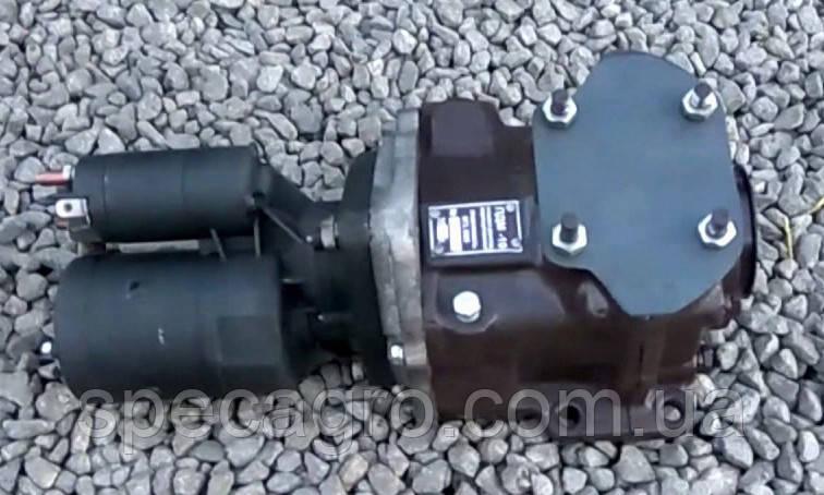 Переоборудование двигателя СМД-18 под стартер (переходник под стартер ДТ-75) ПДМ