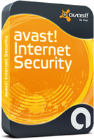 Avast! Internet Security 1 год 1 ПК код активации